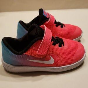 Little Girl Nike Sneakers